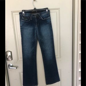 Joes jeans boot cut great condition size 26